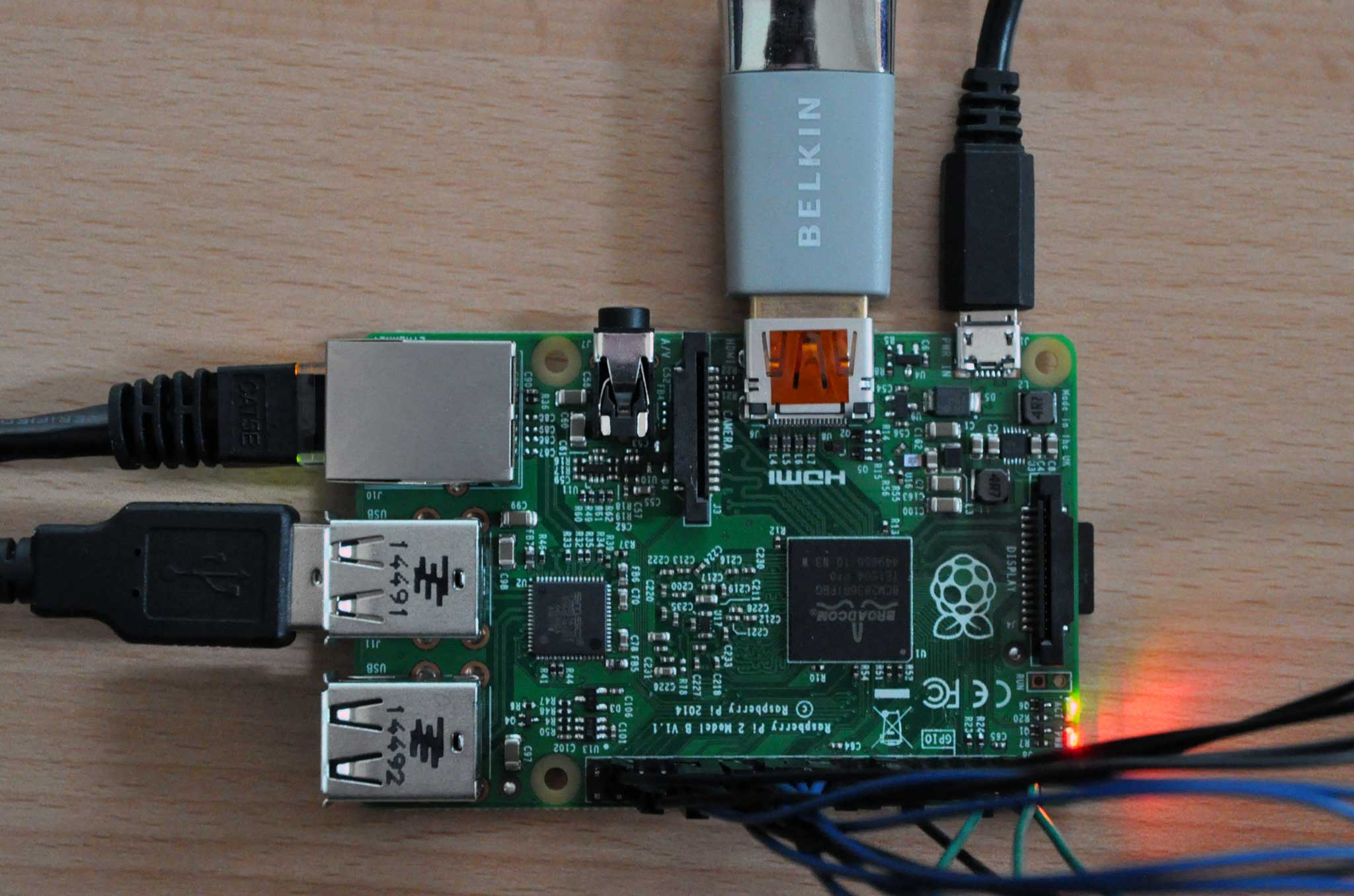Initial Thoughts: Raspberry Pi 2 and Windows IoT Core – Matt