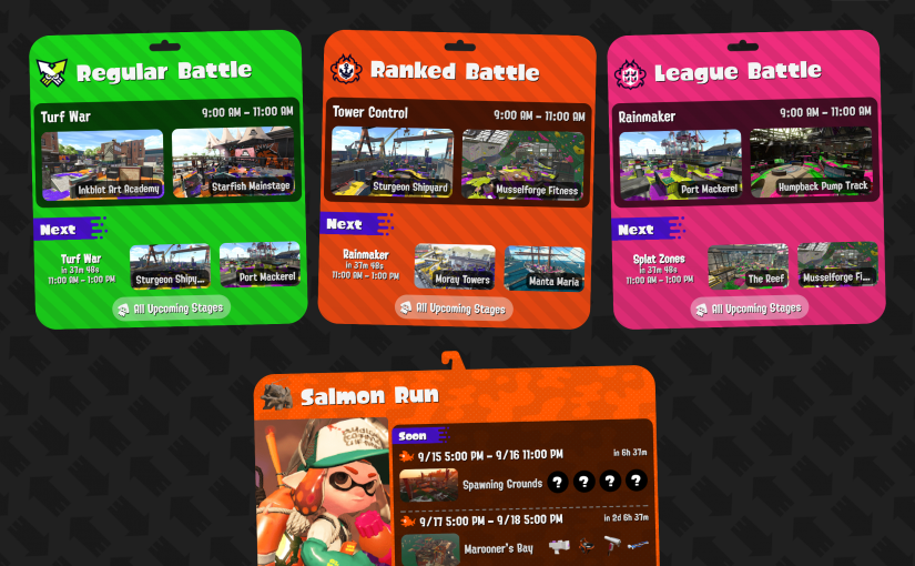 SplatNet 2 Login Changes (and How to Avoid Making Nintendo Angry)
